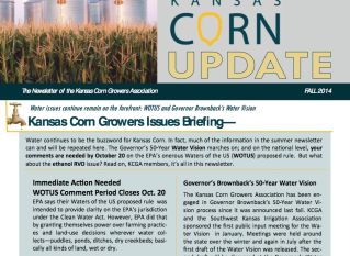 The Corn Newsletter Fall 2014