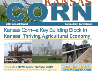 Kansas Corn Commission Annual Report 2013