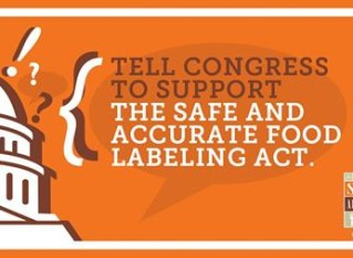 KS Rep. Pompeo's Safe and Accurate Food Labeling Has Hearing