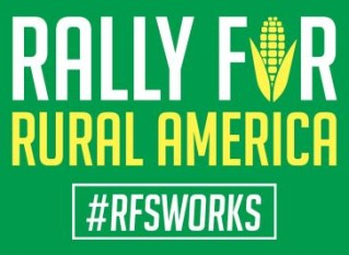 Rally for Rural America in KC Thursday!