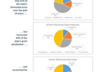 Graphics Show Value of Kansas Corn