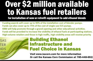 Over $2 million available for Kansas Fuel Retailers!