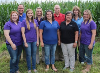 Fjell, Thielen Bring Research, Stewardship, Education Expertise to Kansas Corn
