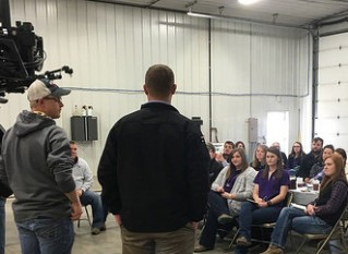 Ag Education Interns Get Firsthand Experience in Kansas Corn Industry