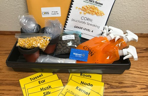 Kansas Corn Introduces New Lessons, Classroom Materials for Elementary Educators