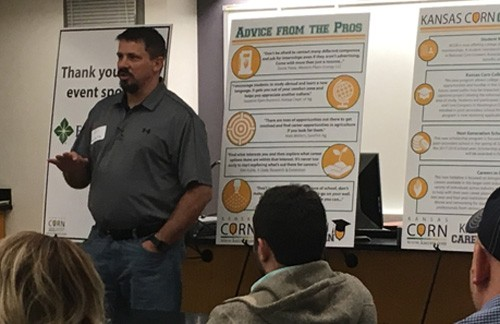 Kansas Corn Collegiate Programs Offer Students Opportunities to Explore the Corn Industry