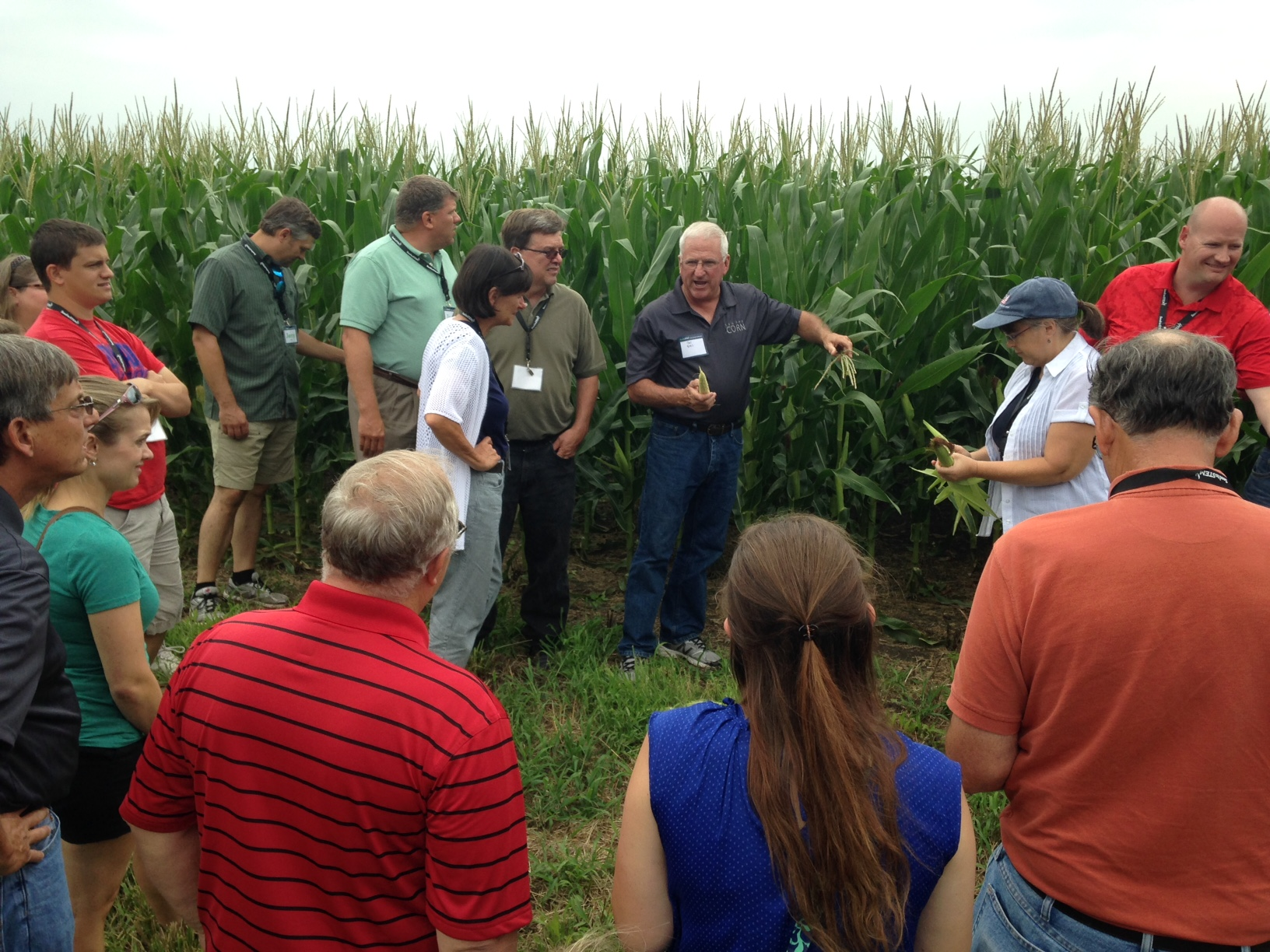 Science Teachers Encouraged to Sign Up Early for Kansas Corn's Seed to STEM Workshop
