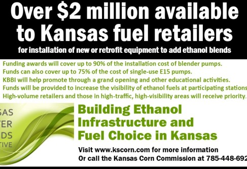 Still Time for Fuel Retailers to Apply for Funds from $2 Million Blender Pump Program