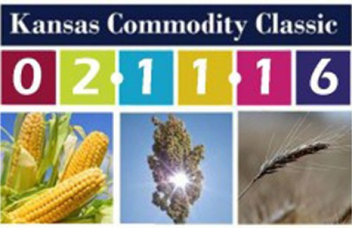 Kansas Commodity Classic Is Feb. 11 in Manhattan