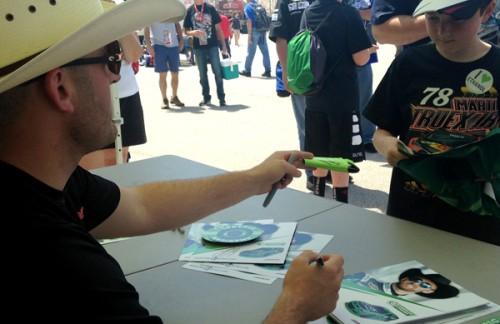 American Ethanol Shines at Kansas Speedway NASCAR Races