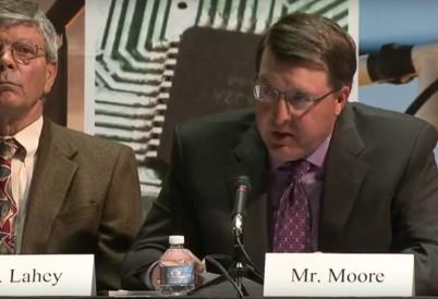 Kent Moore Testifies at Senate Ag Farm Bill Hearing