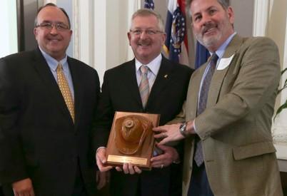 Ken McCauley Is Second Kansas Corn Leader to Receive Dillingham Honor