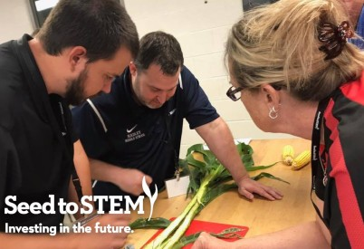 Science Teachers: Seed to STEM Workshops Are Accepting Applications