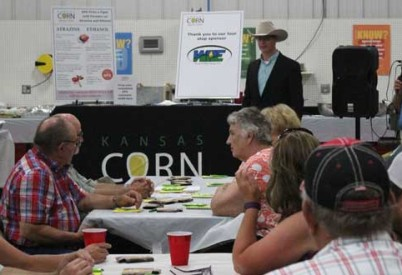 Kansas Corn Listening Tour Making Six Stops in August