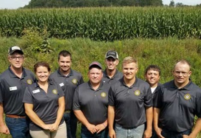 Kansas Corn Corps Returns from Domestic Agriculture Tour