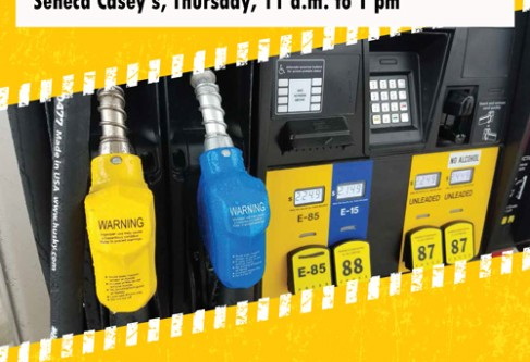 E15 Discounts at Three Casey's Locations