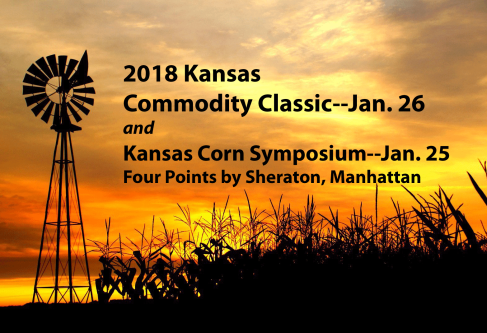 2018 Kansas Commodity Classic to Focus on Policy, Markets, Exports