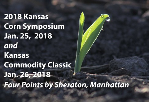 Kansas Corn Growers Invited to Attend Corn Symposium on Jan. 25
