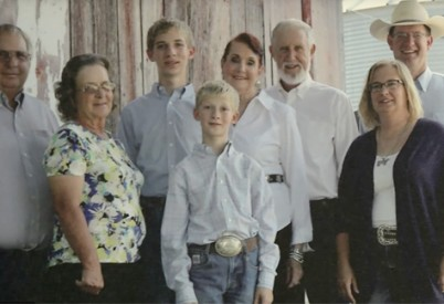 Kansas Family Receives Good Steward Award