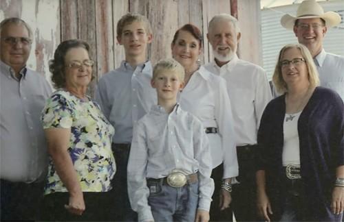 Kansas Family Receives Good Steward Award