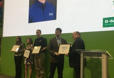 Kansas State Student Honored at 2018 Commodity Classic