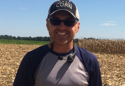 First to the field – Southeast Kansas Corn Harvest