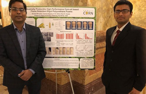 Kansas Corn Commission Research Projects Win Awards