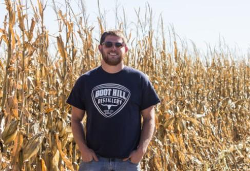 Farmer Finds Market Diversity in New Distillery