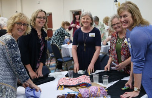 Busy Hands with a Purpose – Mid-Kansas Co-op Farm Women's Meeting