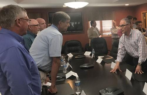 EPA Administrator Gets an Earful from Kansas Corn Farmers on Ethanol