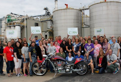 Kansas Corn Wraps Up First of Two Seed to STEM Teacher Workshops