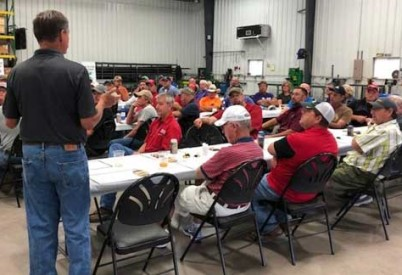 Kansas Corn Listening Tour Continues