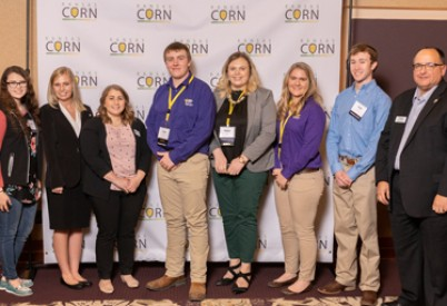 Seven Students Graduate from the Kansas Corn Collegiate Academy