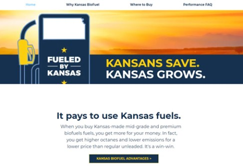 Kansas Corn Launches Campaign to Push Sales of Ethanol Blends in Wichita Area