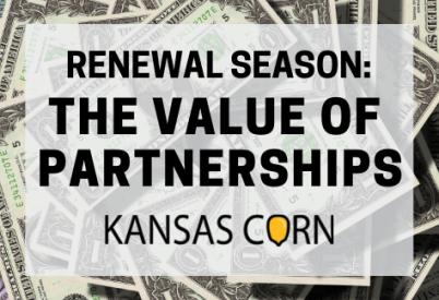 Renewal Season: The Value of Partnerships