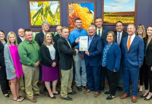 Governor Laura Kelly Proclaims the Week of May 26 Biofuels Week