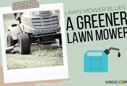 A Greener Lawn Mower