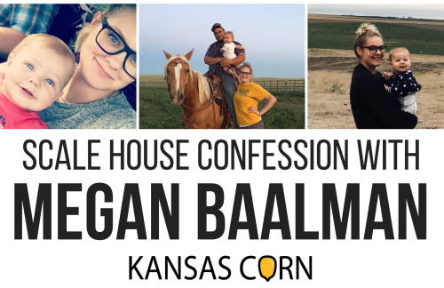 Megan Baalman: Wife, Mom, Farmer, Producer, Advocate