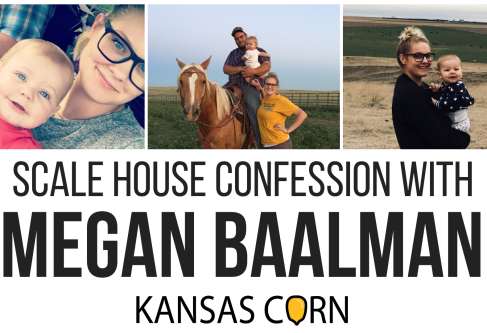 Megan Baalman: Wife, Mom, Farmer, Producer, Advocate