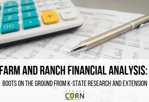 Farm and Ranch Financial Analysis: Boots on the Ground from K-State Research and Extension