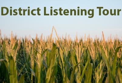 Corn Farmers Invited to Kansas Corn's August Listening Tour
