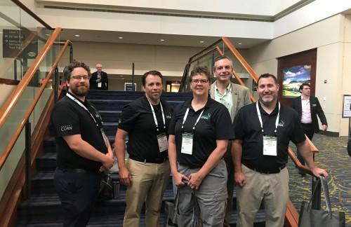 Lead Teachers Attend Bio World Congress in Iowa