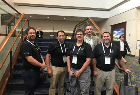 Lead Teachers Attend Bio World Congress in Iowa