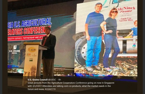 Southeast Asia Conference Highlights Export Partnerships with U.S. Farmers