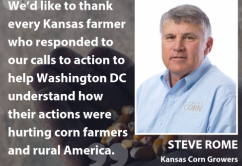 Trump's Ethanol Announcement Is Good News for Kansas Farmers