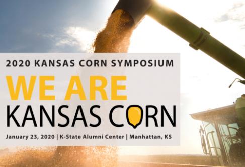 Third Annual Kansas Corn Symposium Scheduled for Jan. 23 in Manhattan