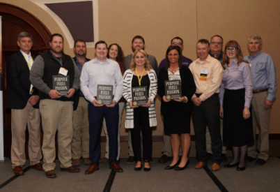 Twelve Young Farmers Complete Kansas Corn Corps Program