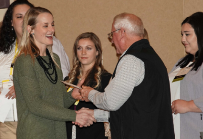 Kansas Corn Hands Out Collegiate Honors at Annual Symposium