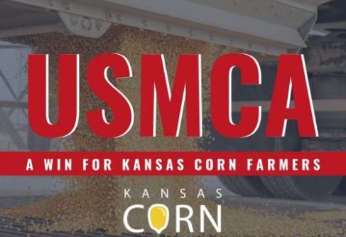 Kansas Corn Thanks Kansas House Delegation for USMCA Support