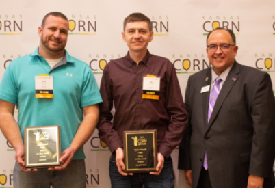 2019 Kansas Corn Yield Contest Winners Announced